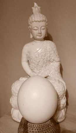 buddha egg